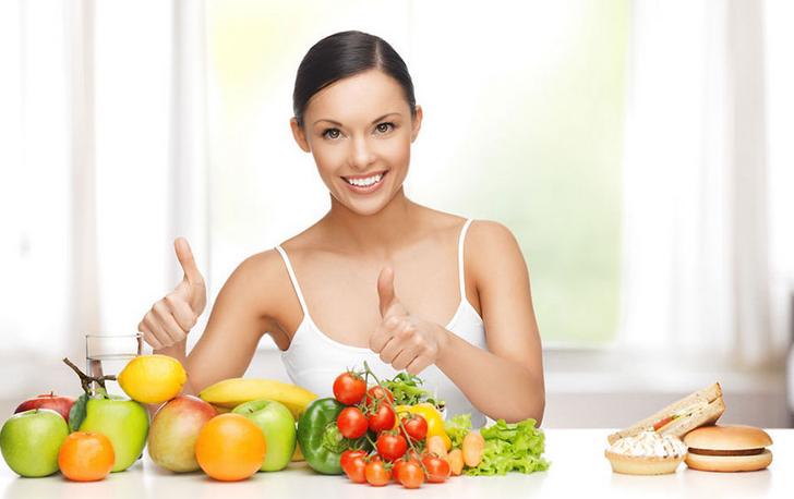 Простые и эффективные диеты для похудения