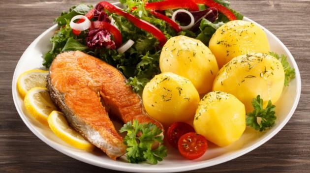 Мясные и рыбные продукты