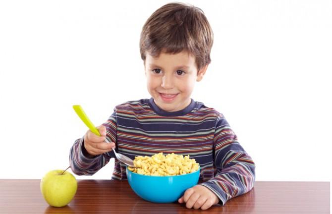 дети, правильное питание
