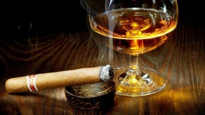 алкоголь, курение
