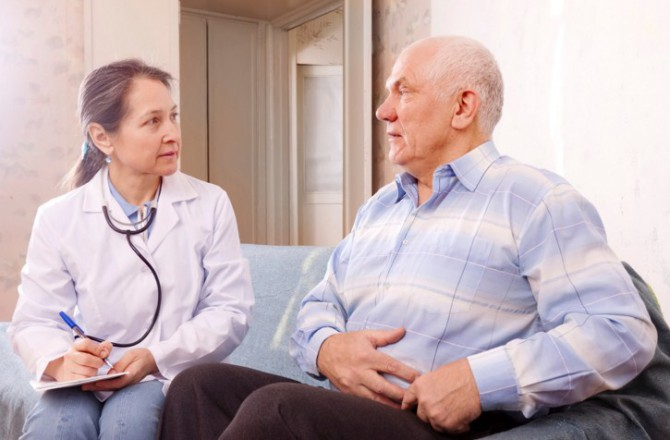 обращение к врачу при боли в желудке