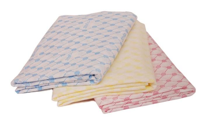 полотенца и простынь