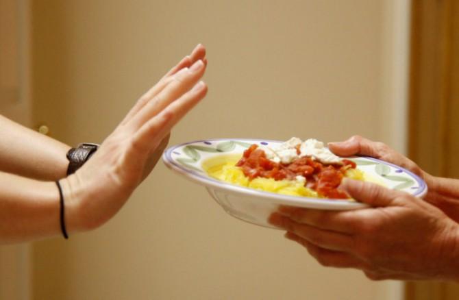 отвращение от еды