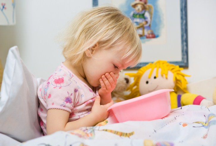 диарея и рвота у ребенка без температуры лечение
