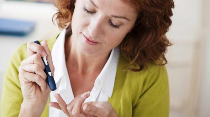 измеряем уровень сахара