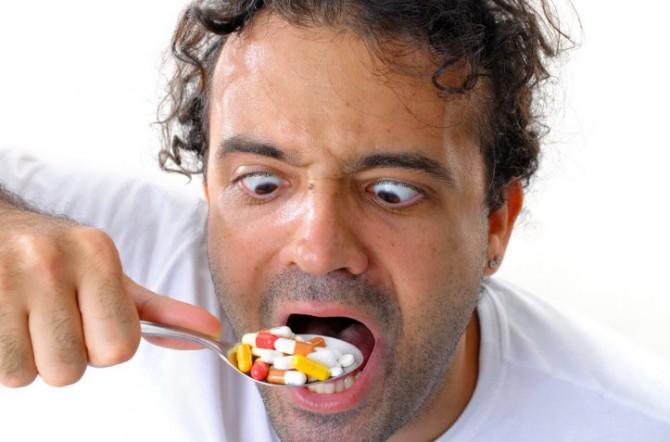 пьем антибиотики