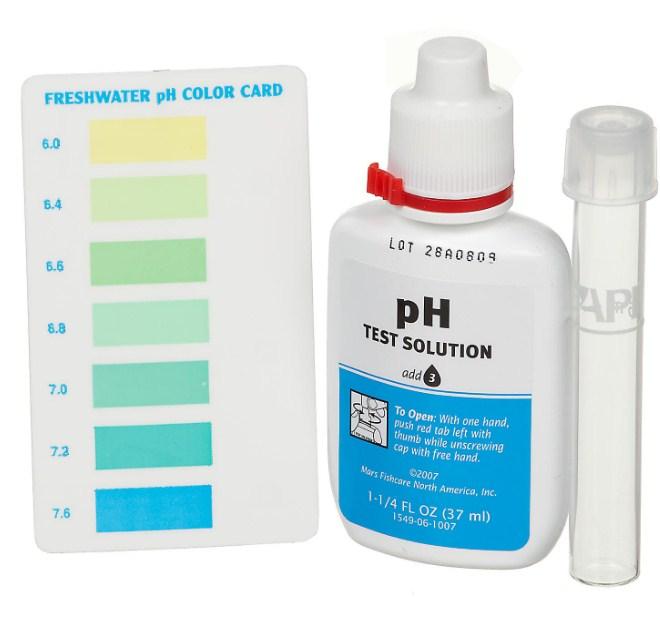 тест на кислотность
