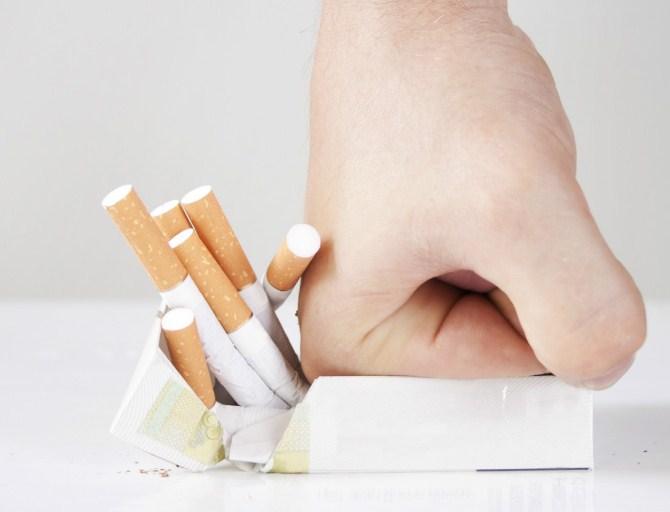 отказ о курения