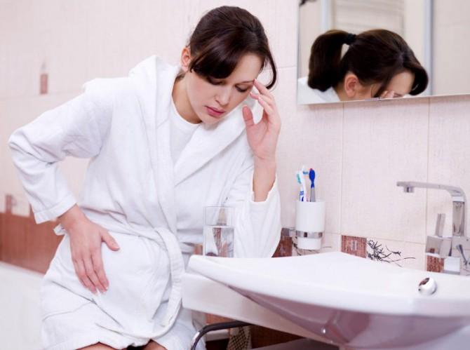 Признаки беременности тошнота и понос