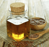 Для чего пьют льняное масло утром натощак