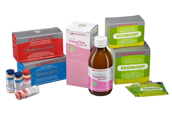 Препараты для микрофлоры кишечника