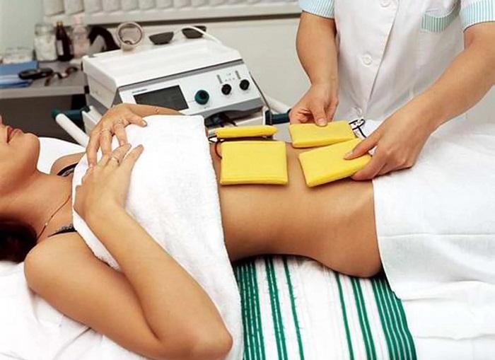 Физпроцедуры как лекарство от язвы желудка