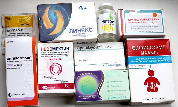 препараты для лечения кишечника