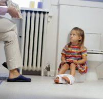Как остановить понос у ребенка в возрасте от 1 до 3 лет?