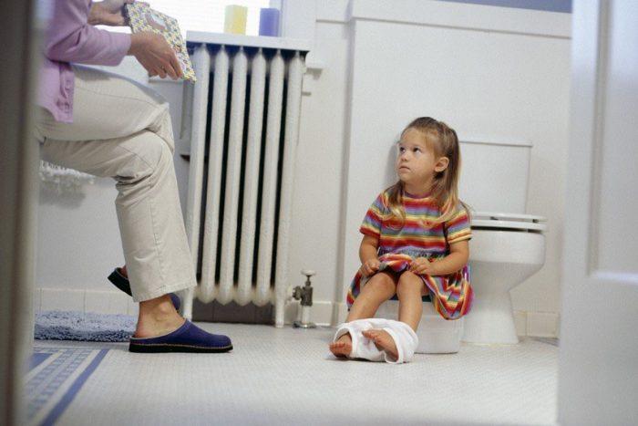 Как остановить понос у ребенка в возрасте от 1 до 3 лет