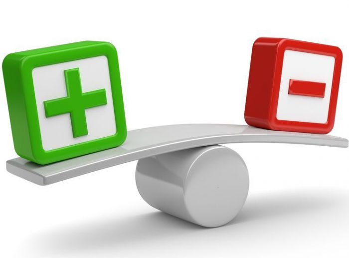 Преимущества и недостатки процедуры