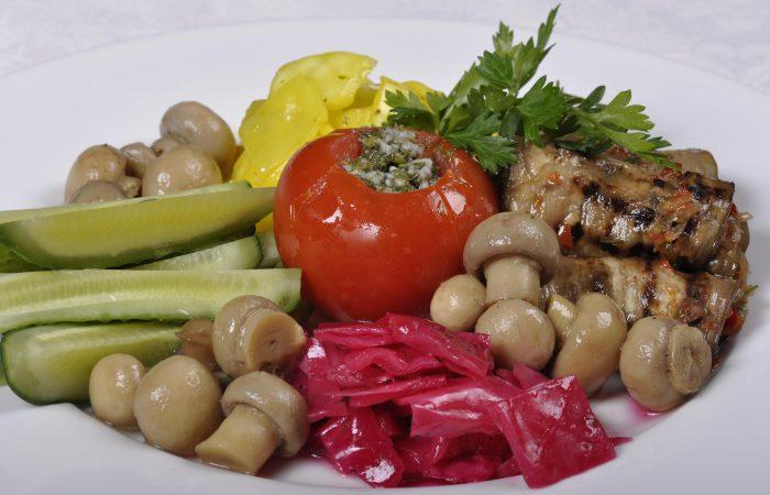 Маринованые овощи
