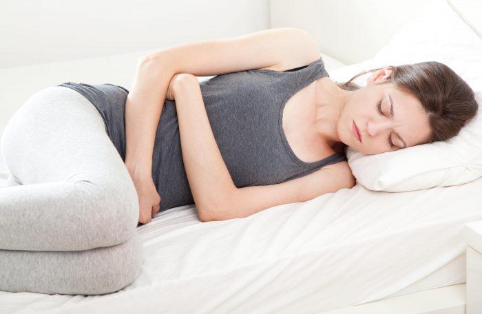 Действия при боли в желудке
