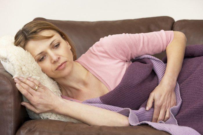 Основные симптомы язвы