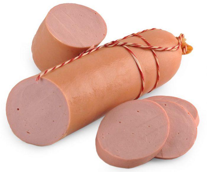 Вареная калбаса