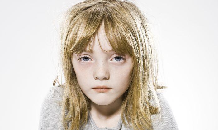 Бледный ребенок