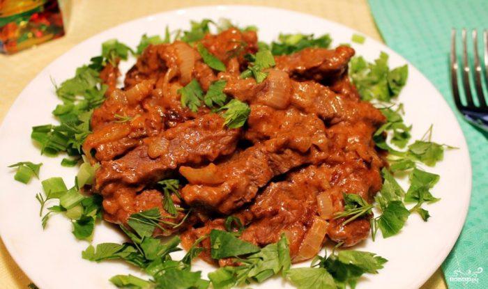 Рецепты диетических мясных блюд