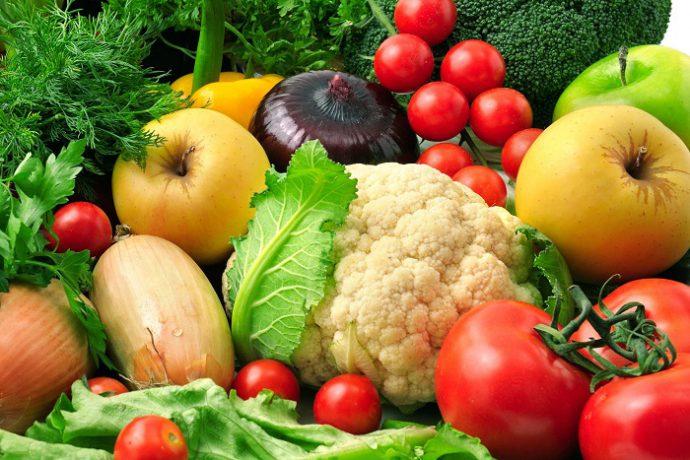 овощи и фрукты после язвы