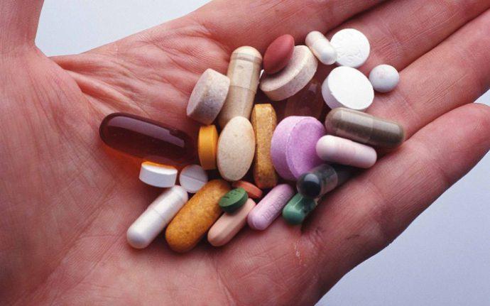 лечение язвы таблетками