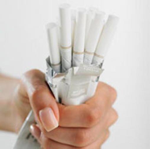 почему нельзя курить голодным