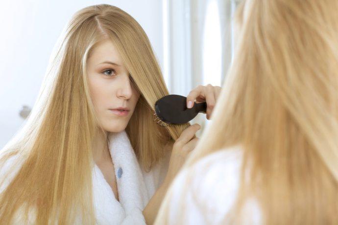 Удаление волос из желудка