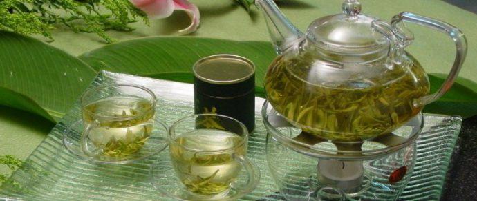 Влияние на ЖКТ зеленого чая