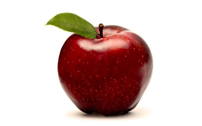 Сколько переваривается яблоко