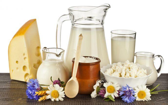 молочные продукты для микрофлоры желудка