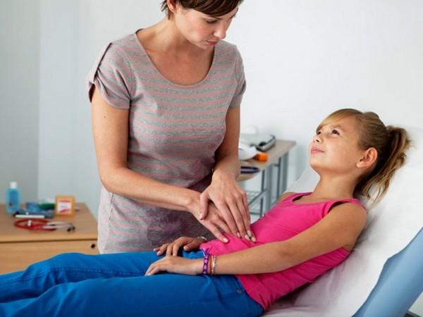 Прободение язвенной болезни у ребенка