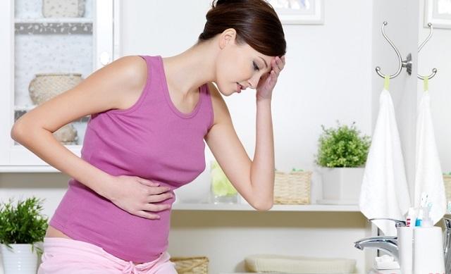 Синдром заворота желудка