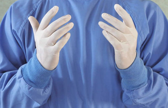 подготовка к операции по лечению разрыва желудка