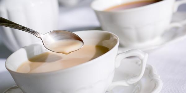 чай с молоком при гастрите