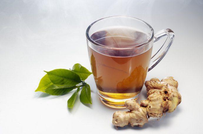 чай с имбирем при гастрите