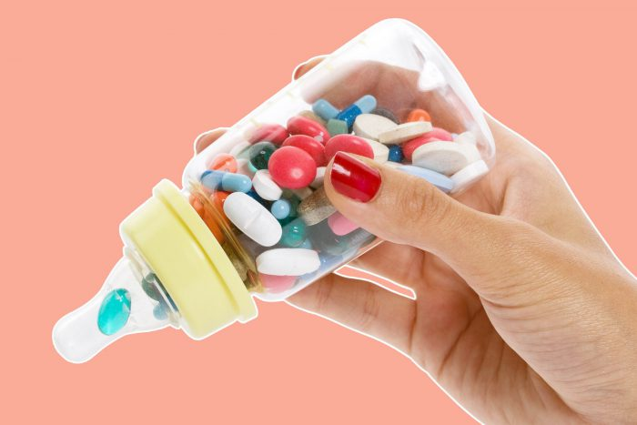 Лечение поноса у грудничков