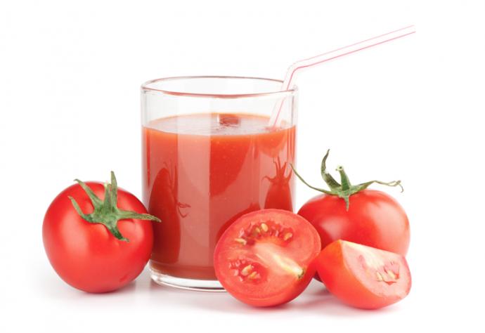 Томатный сок и пищеварение