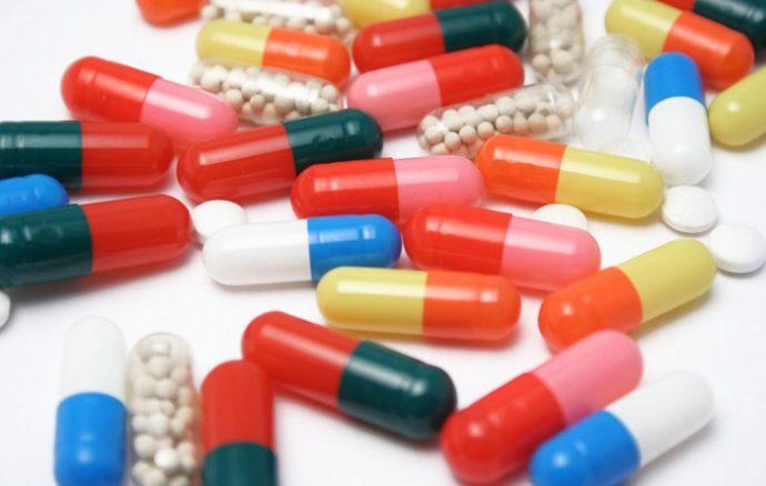 антибиотики при язве