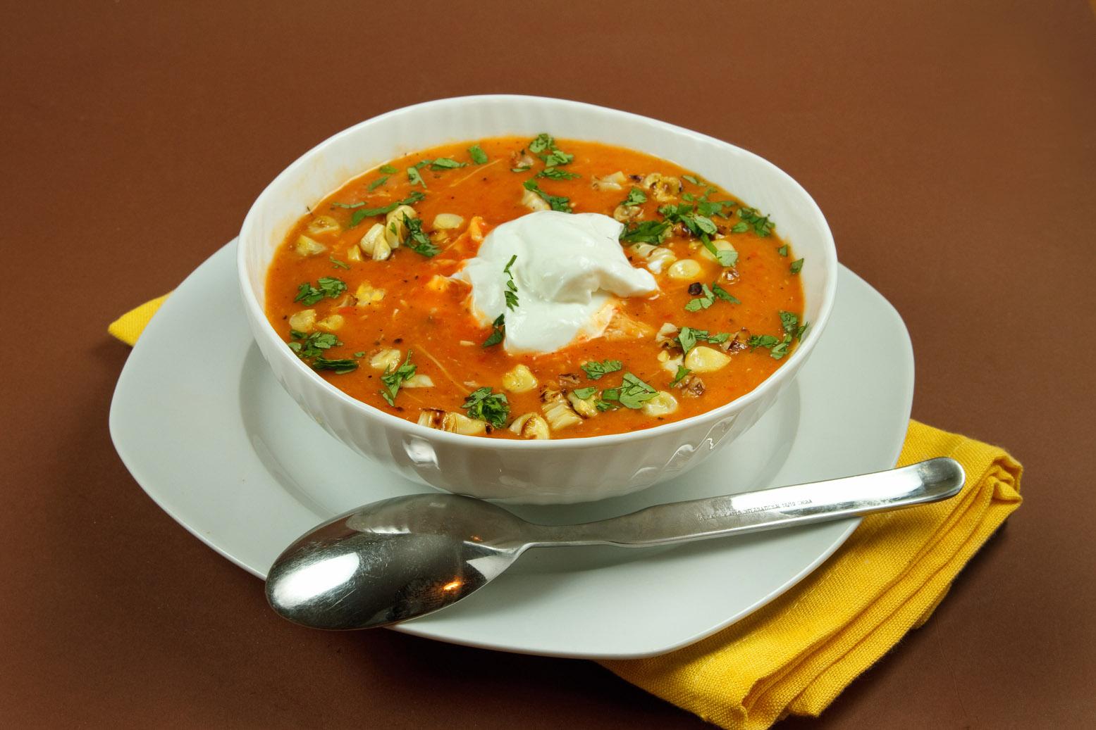 Как сделать с фото суп