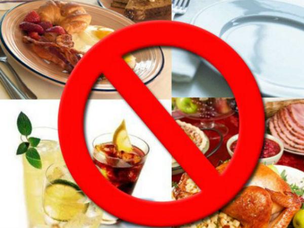 Диета при обострении язвы желудка - что можно кушать