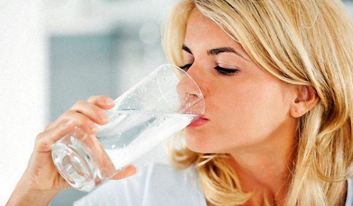 неправильный питьевой режим