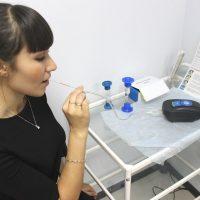 Подготовка к дыхательному тесту на хеликобактер пилори