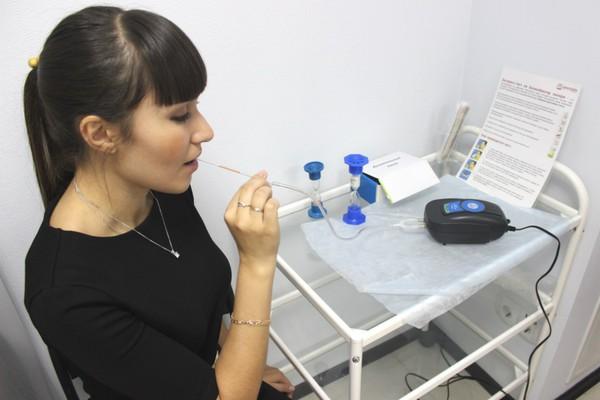 Дыхательный тест хеликобактер
