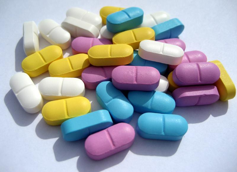 Какие бывают таблетки от желудка