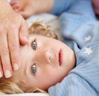 Понос и температура у ребенка - что делать