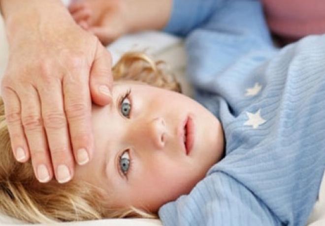 Что делать при высокой температуре у ребенка 10 лет