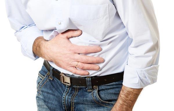 Симптомы приступа язвы желудка